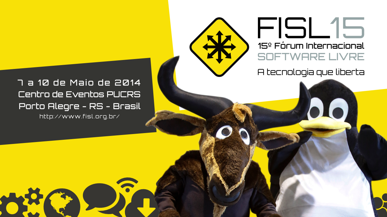 Banner FISL15