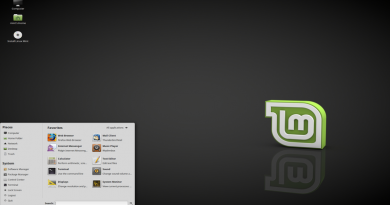 Linux Mint 18.3 Sylvia MATE Edition